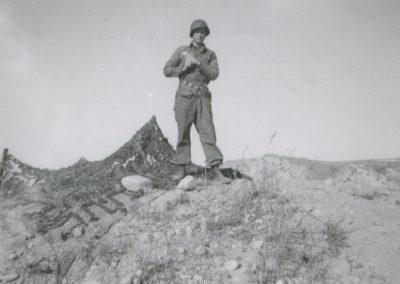 Gene Gary Korea 1958